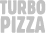 Logo Turbo Pizza