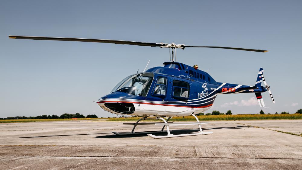 Let vrtulníkem | LOVOSICE a okolí (17.04.2021)