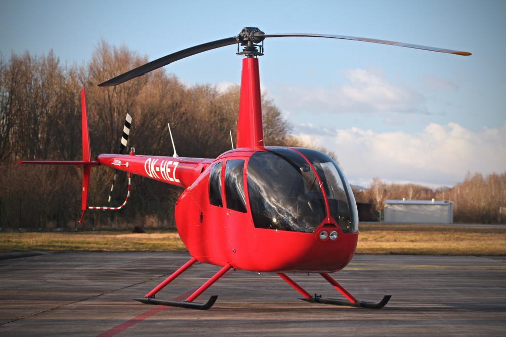 Let vrtulníkem | Trasa dle domluvy