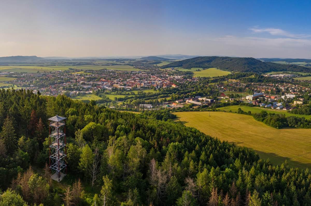 MORAVSKÁ TŘEBOVÁ - Let vrtulníkem 21.06.2020