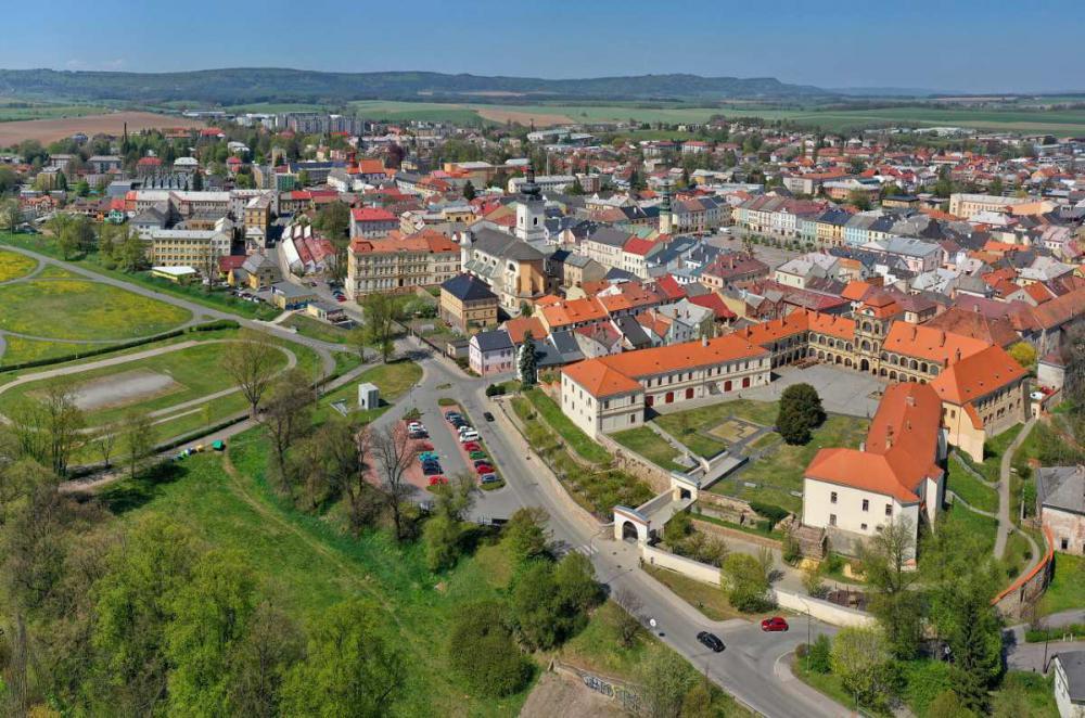 MORAVSKÁ TŘEBOVÁ - Let vrtulníkem 12.07.2020