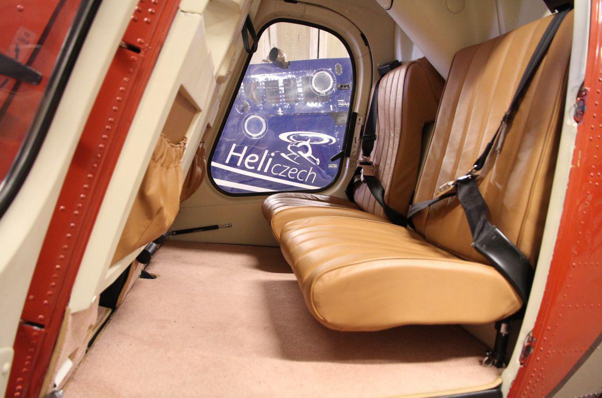 Pilotem vrtulníku MD500E