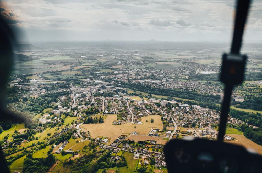 Let vrtulníkem | TURNOV a okolí (Rok 2022)